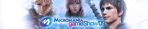 Saquare Enix au MGS 09