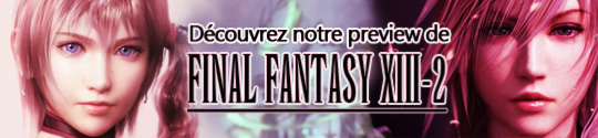 Seconde preview FFXIII-2