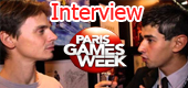 Interview Julien Merceron au PGW 2012