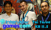 Gamescom : Interview de Tai Yasue (Kingdom Hearts 2.5)