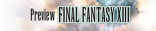 Preview FFXIII