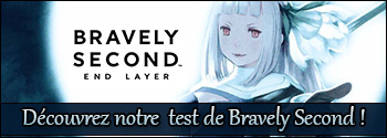 Test de Bravely Second : End Layer