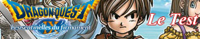 Test de Dragon Quest IX