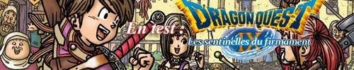 Test : Dragon Quest IX