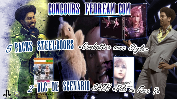 Questionnaire-concours Final Fantasy XIII-2