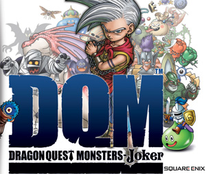 DRAGON QUEST MONSTERS: Joker - 3 Jeux à gagner sur FFDream !