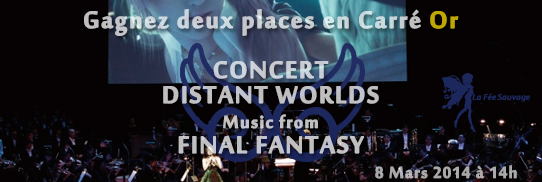 Concours Distant World 2014