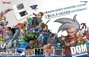 Concour DRAGON QUEST MONSTERS: Joker
