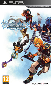 Kingdom Hearts BBS cover