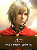Ace (Final Fantasy Type-0 HD)