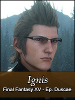 Ignis (Final Fantasy XIV - Ep. Duscae)