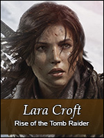Lara Croft (Rise of the Tomb Raider)