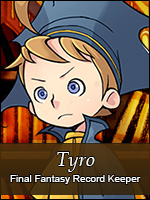 Tyro (Final Fantasy Record Keeper)