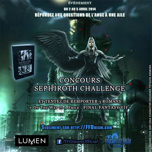 Concours Sephiroth Challenge