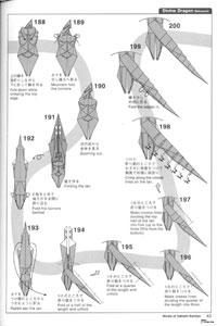 Nombre de pages   22Origami Divine Dragon