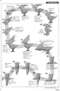 Yellow Bird Satoshi Kamiya
