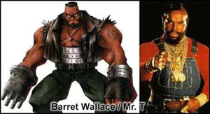 Barret Wallace / Mr. T