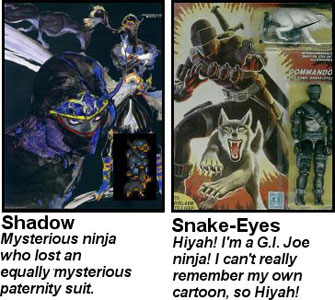 Shadow / Snake-Eyes