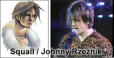 Squall / Johnny Rzeznik