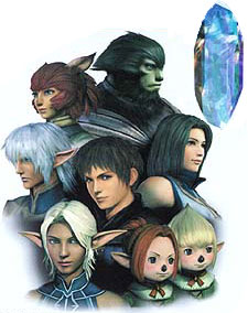 Final Fantasy XI ~ Personnages