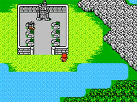 Final Fantasy II ~ Map
