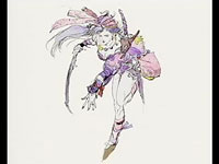 Final Fantasy II ~ Artwork