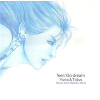 feel / Go dream Yuna & Tidus Front