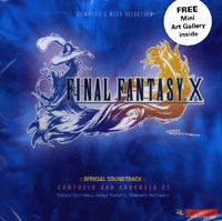 Final Fantasy X Official Soundtrack