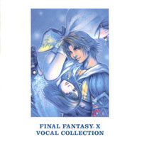 Final Fantasy X Vocal Collection Front