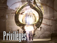 Les Privilèges de Final Fantasy XIII-2