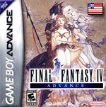 Couverture FF IV GameBoy Advance Us Front