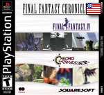 Couverture FF Chronicles PlayStation US Front