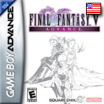 Couverture FF5 GBA US Front