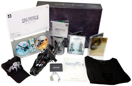 Pack Edition Ultime FF7AC