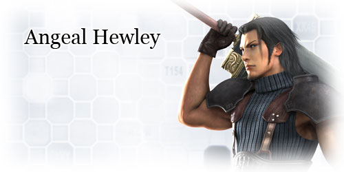 Angeal Hewley