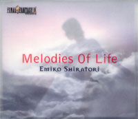 Melodies of Life Single Front