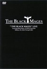 The Black Mages Live DVD Boitier