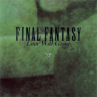 Final Fantasy Love Will Grow Front