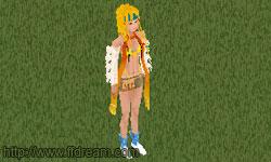 FF10-2 Rikku
