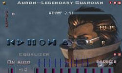 FF10 Auron -- Legendary Guardian