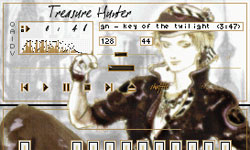FF6 Locke - Treasure Hunter