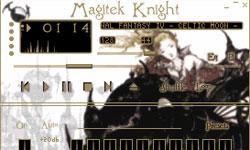 FF6 Terra - Magitek Knight