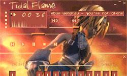 FF9 Djidane - Tidal Flame