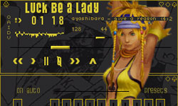 FF10-2 Rikku - Luck Be a Lady