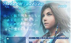 FF10-2 Yuna - Determination