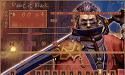 FF10 Auron - Paint it Black