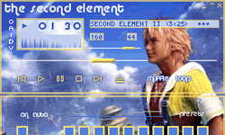 FF10 Tidus - The Second Element