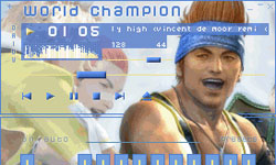 FF10 Wakka - World Champion