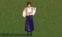 FF10 Yuna