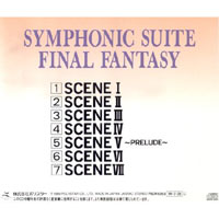Symphonic Suite Final Fantasy Back